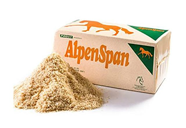 Tiereinstreu Alpenspan